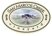 geo.to easy. fast. accurate. San Marcos Creek Vineyards locations by you business logo