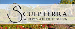 geo.to easy. fast. accurate. Sculpterra Winery locations by you business logo