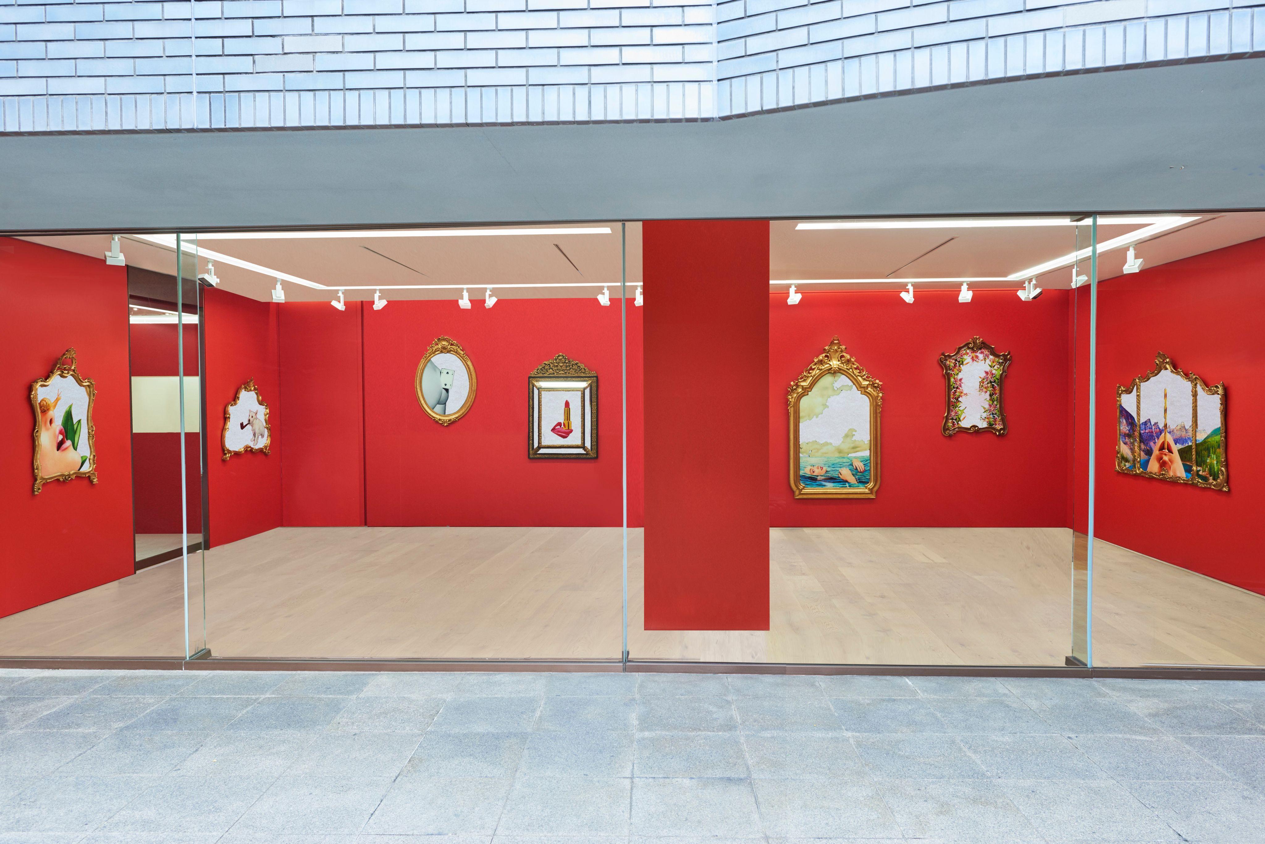 Artist:TOILET PAPER: Collaboration Maurizio Cattelan / Pierpaolo Ferrari, Exhibition: