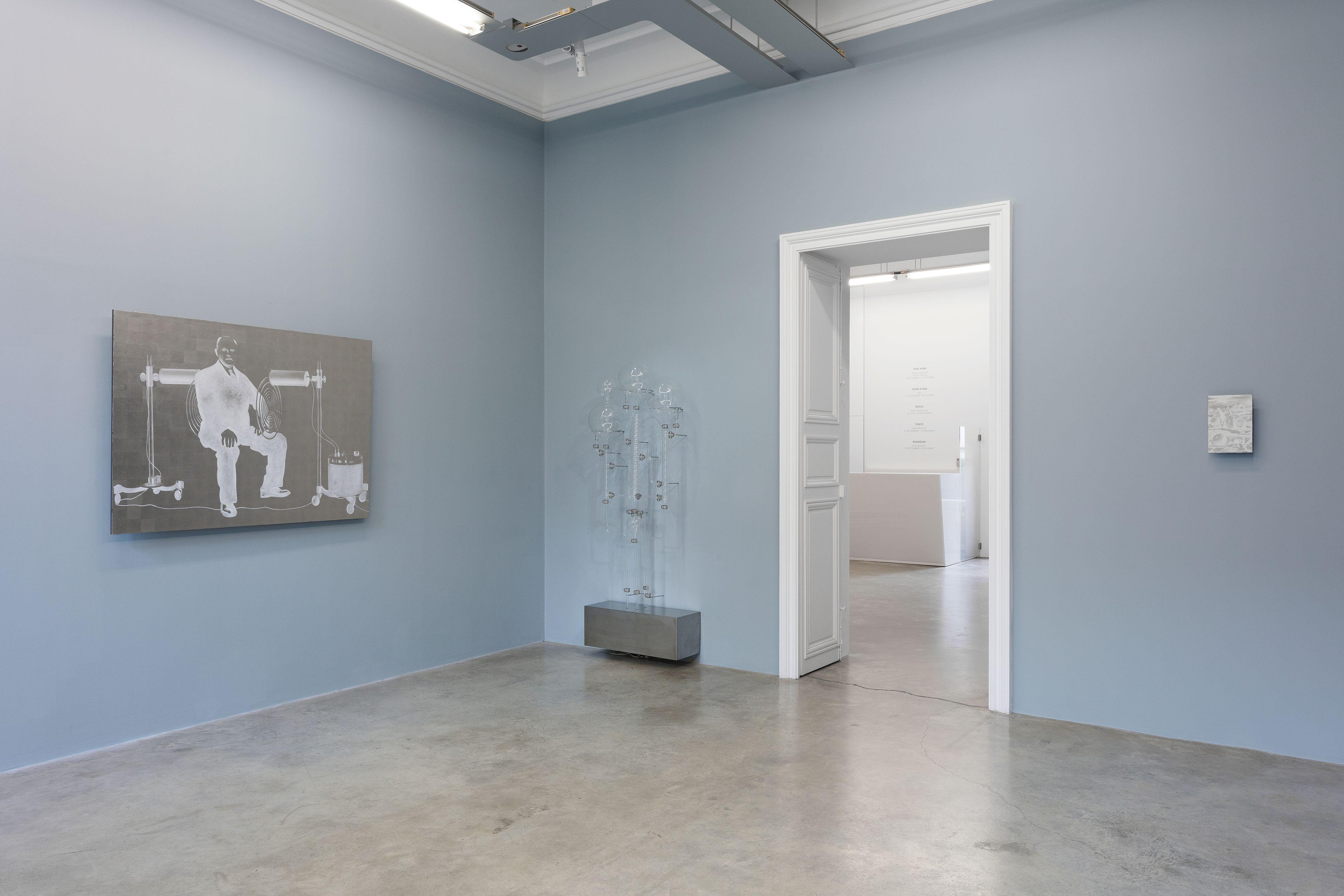 Artist:Laurent GRASSO, Exhibition:OttO
