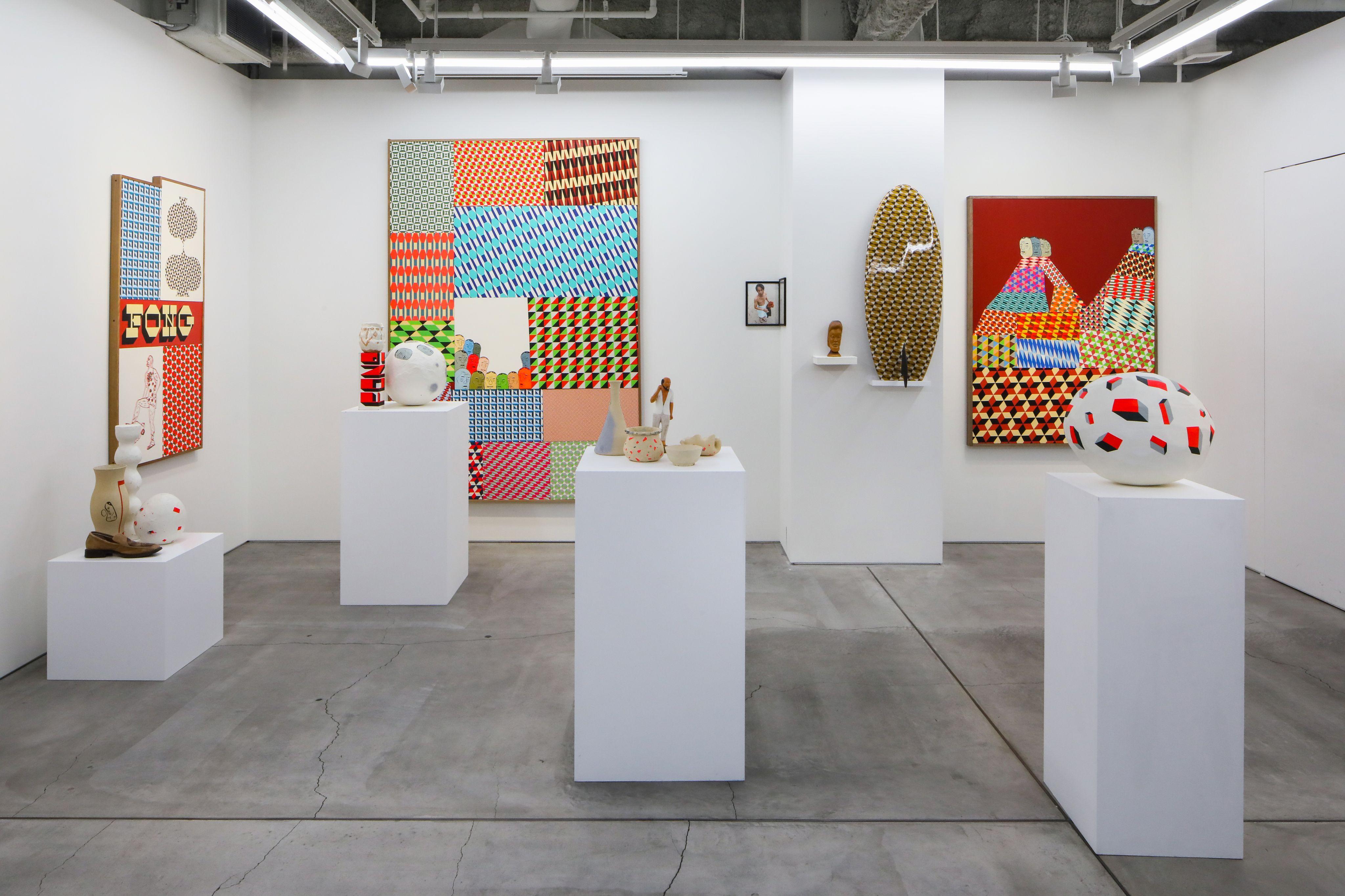 Artist:Barry MCGEE, Exhibition:Potato Sack Body