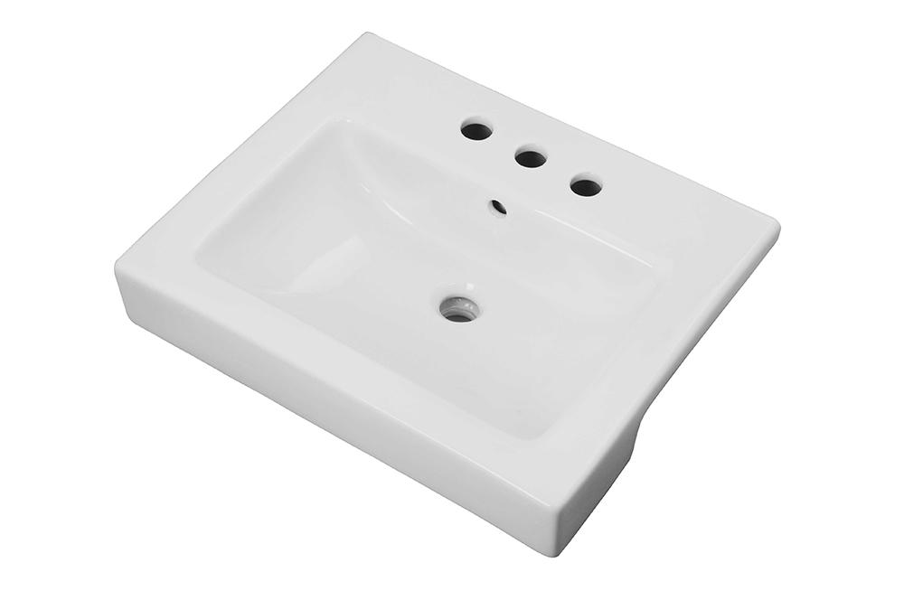 Recessed bathroom sink - Recessed Bathroom Sink 41