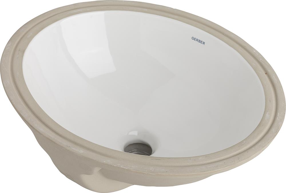 Wicker Park™ Square Undercounter Bathroom Sink | Gerber Plumbing