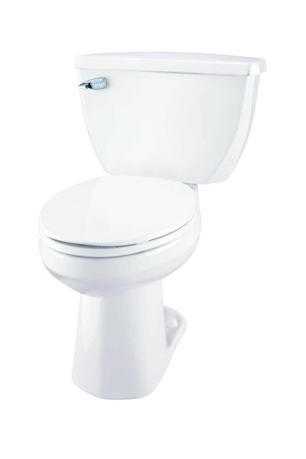 Gerber 16 Gpf Toilet Seat.Ultra Flush 1 6 Gpf 12 Rough In Two Piece Elongated Ergoheight