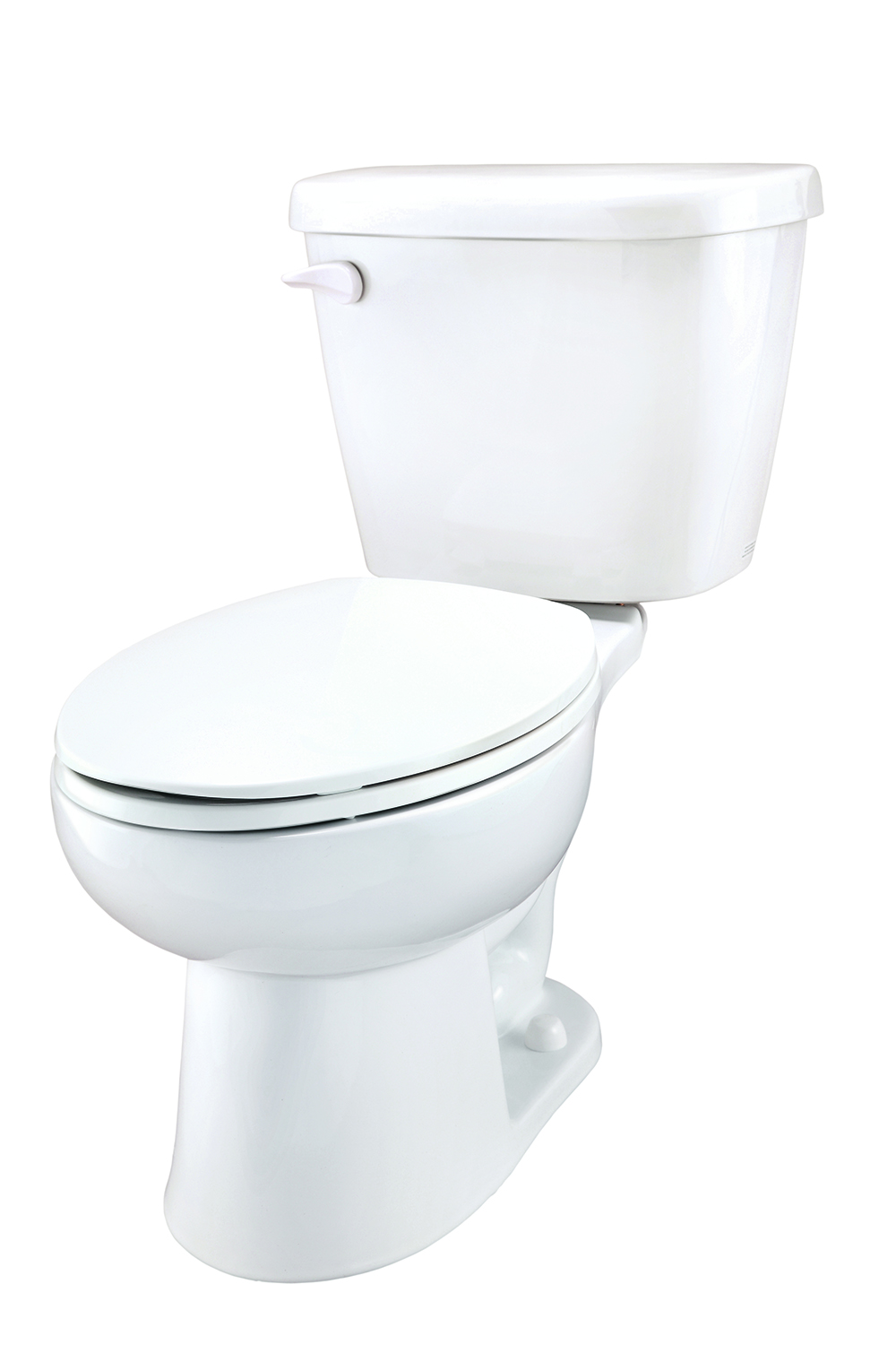 Maxwell gpf 10 rough in two piece elongated toilet for Gerbiere toit