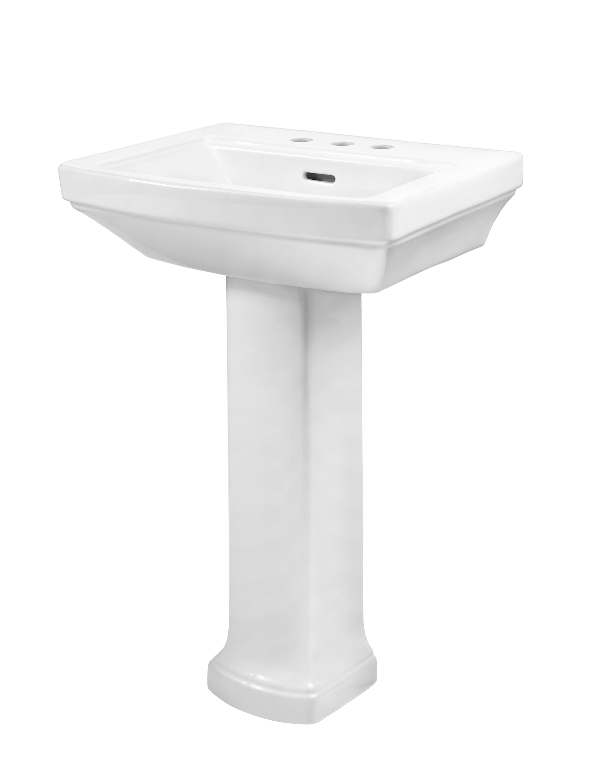 modern pedestal decor bathroom sleek inch douglas top for white on sink vanity cabinet elements