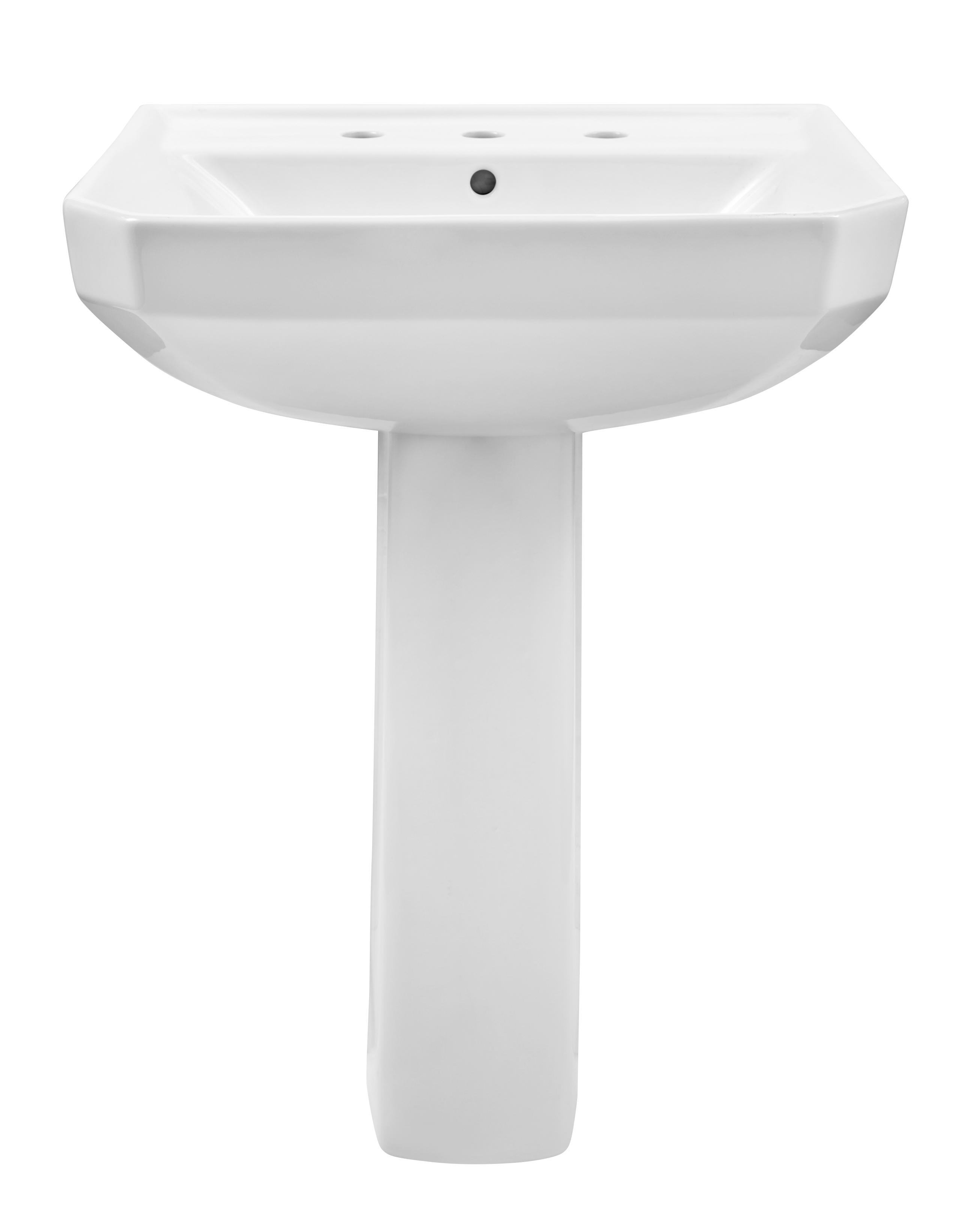 Gerber Pedestal Sink : Viper? 8