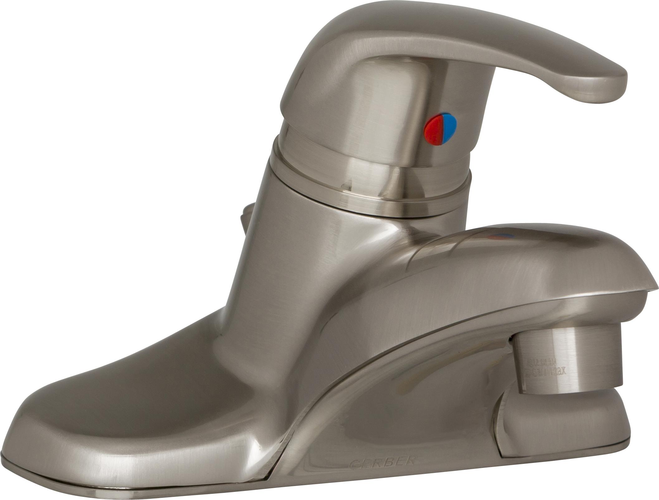 Maxwell 174 Single Handle Bathroom Faucet Gerber Plumbing