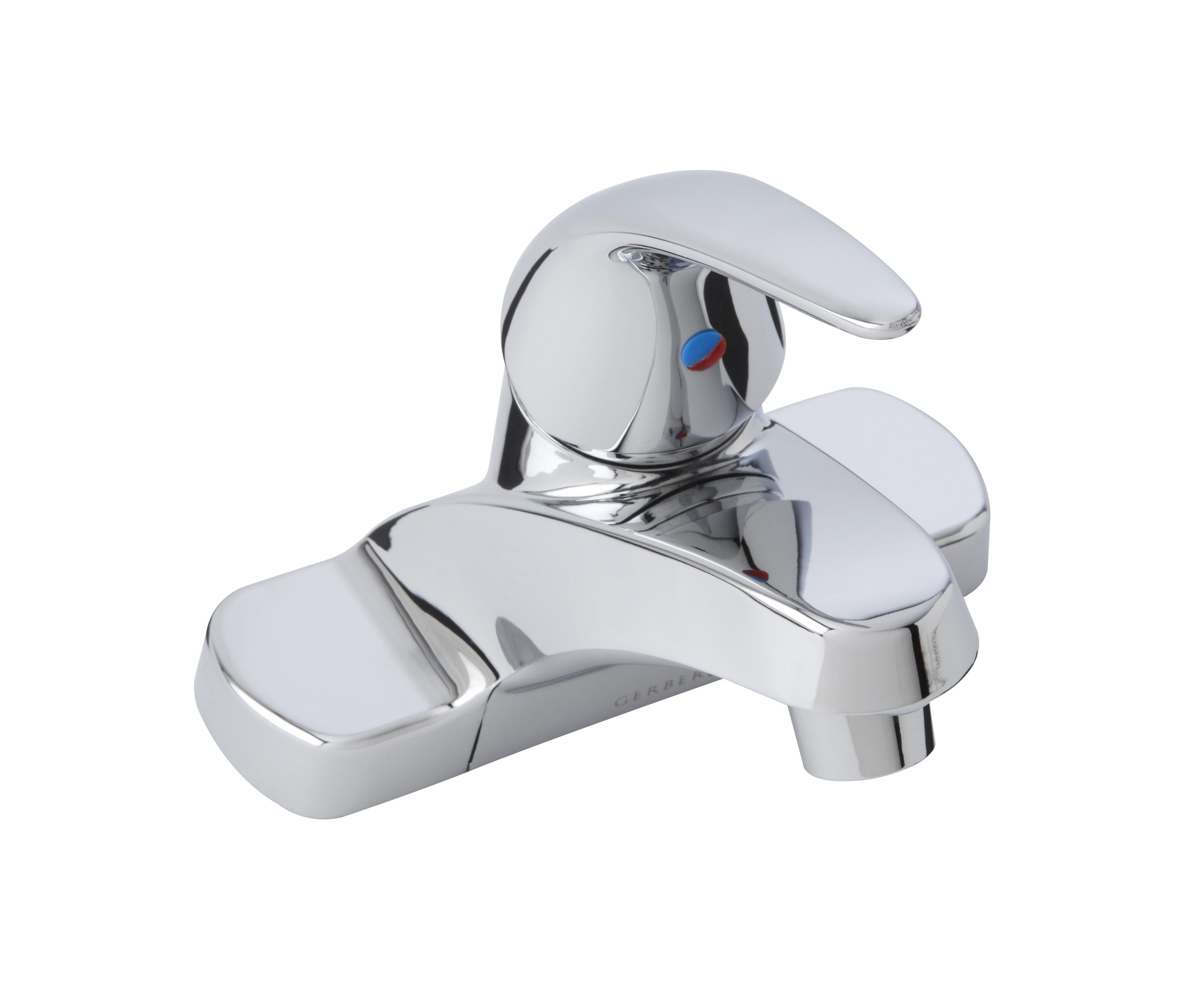 DISCONTINUED Maxwell® Single Handle Bathroom Faucet | Gerber Plumbing