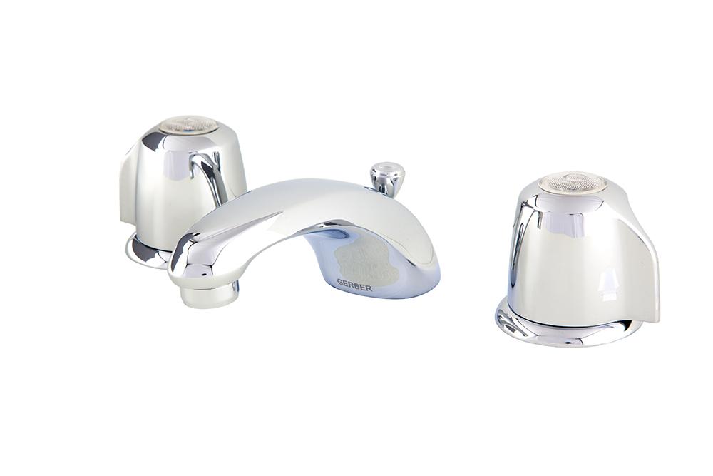 Gerber Classics Two Handle Lavatory Faucet W Metal