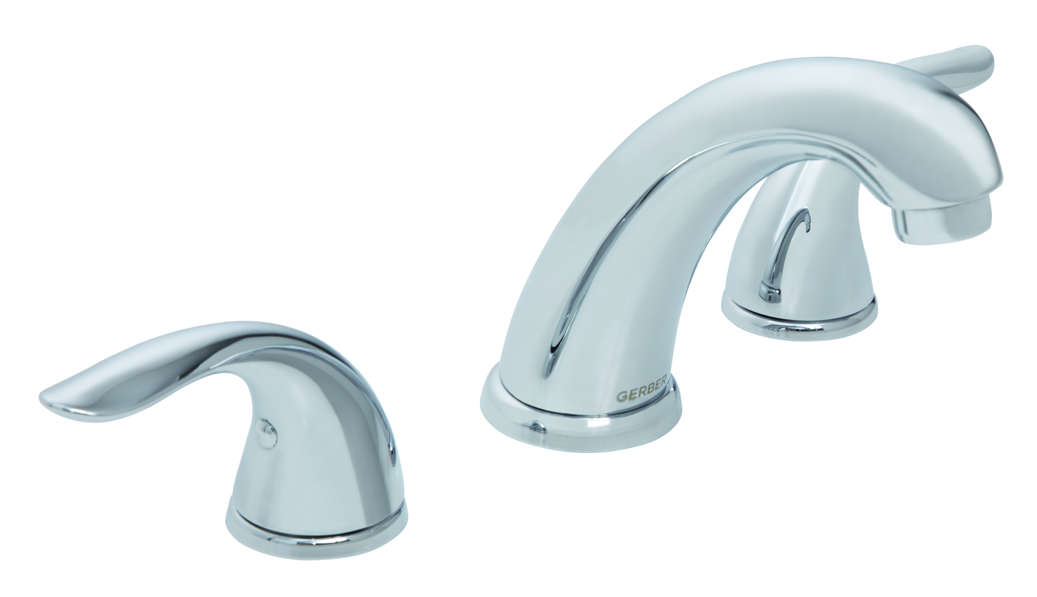 DISCONTINUED Viper® Two Handle Widespread Bathroom Faucet | Gerber ...