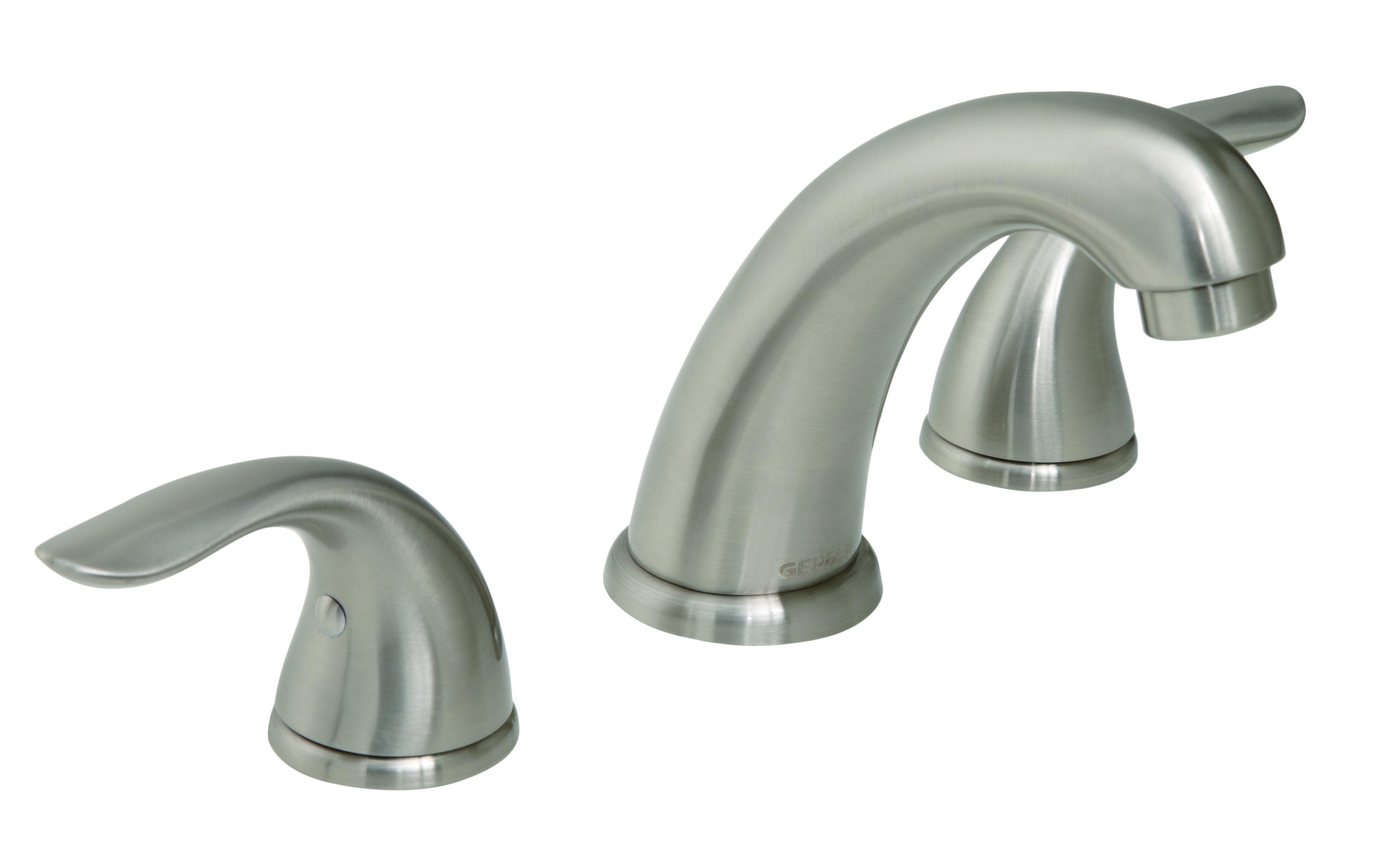 Viper 174 Two Handle Widespread Bathroom Faucet Gerber Plumbing