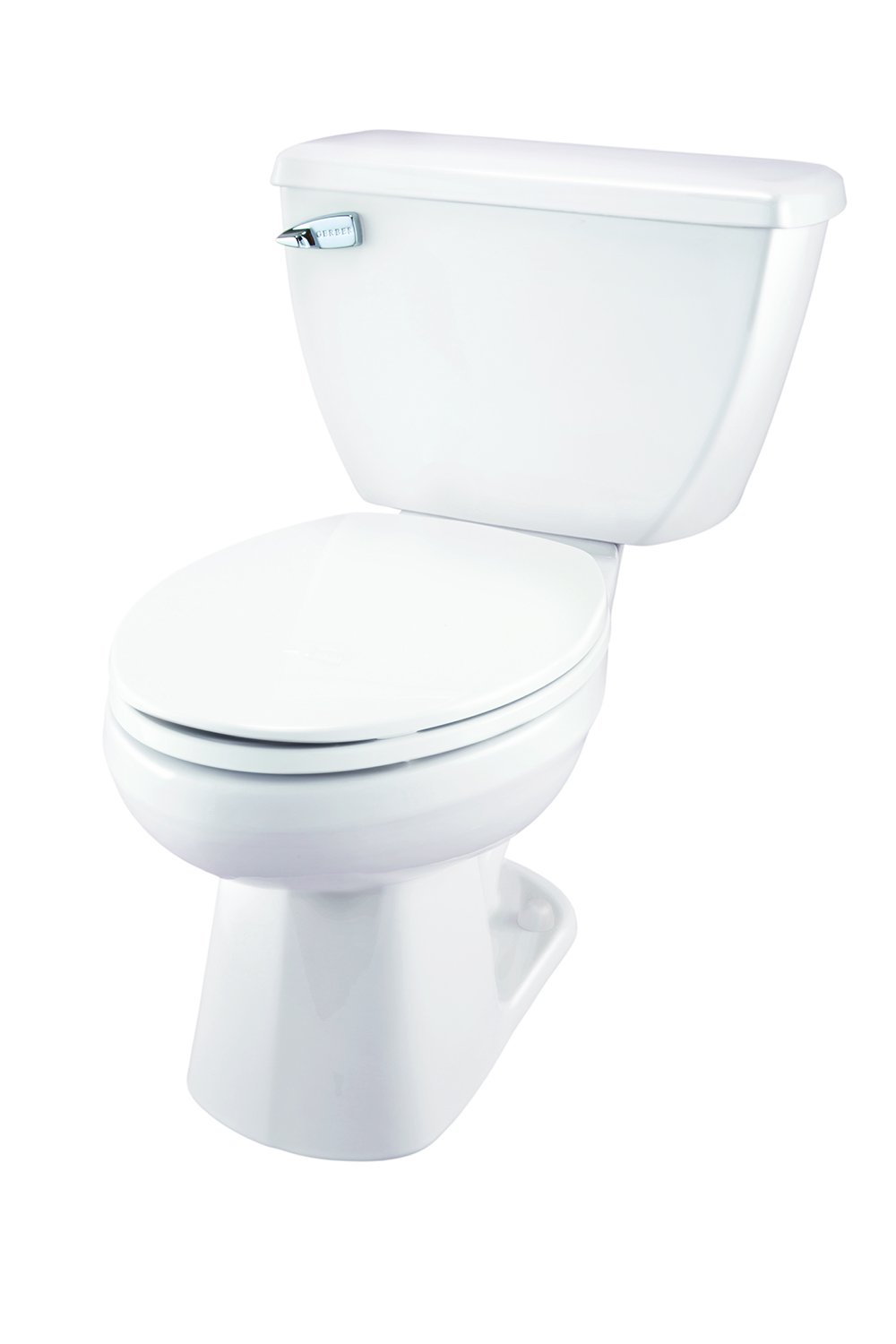 Ultra Flush 128 Gpf 10 Rough In Two Piece Elongated Toilet