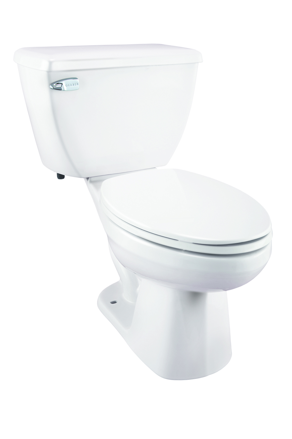 10 inch rough in toilet - Ultra Flush 1 28 Gpf 10 Rough In Two Piece Elongated Toilet Gerber Plumbing