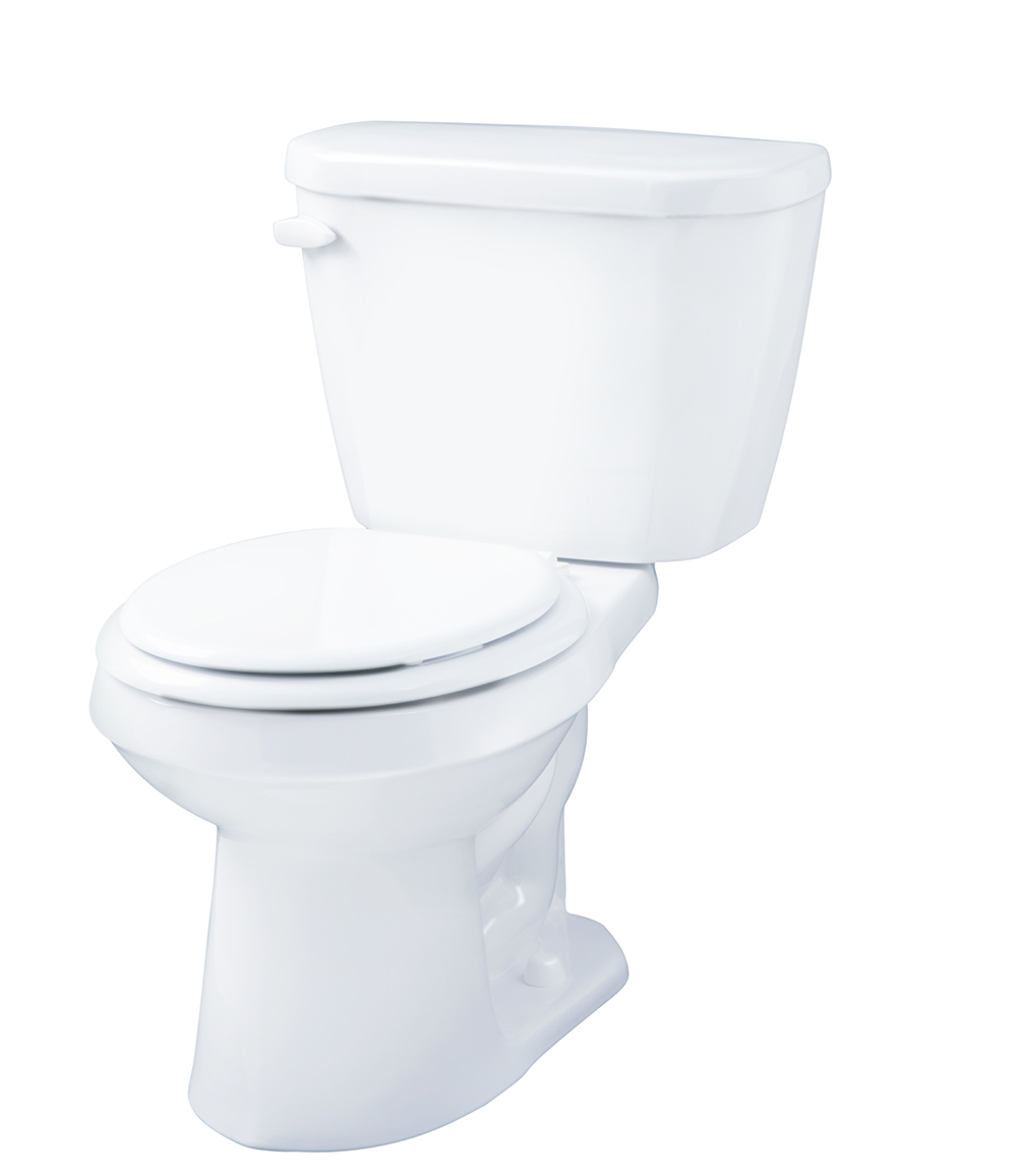 Viper 128 Gpf 14 Rough In Two Piece Round Front Toilet Gerber