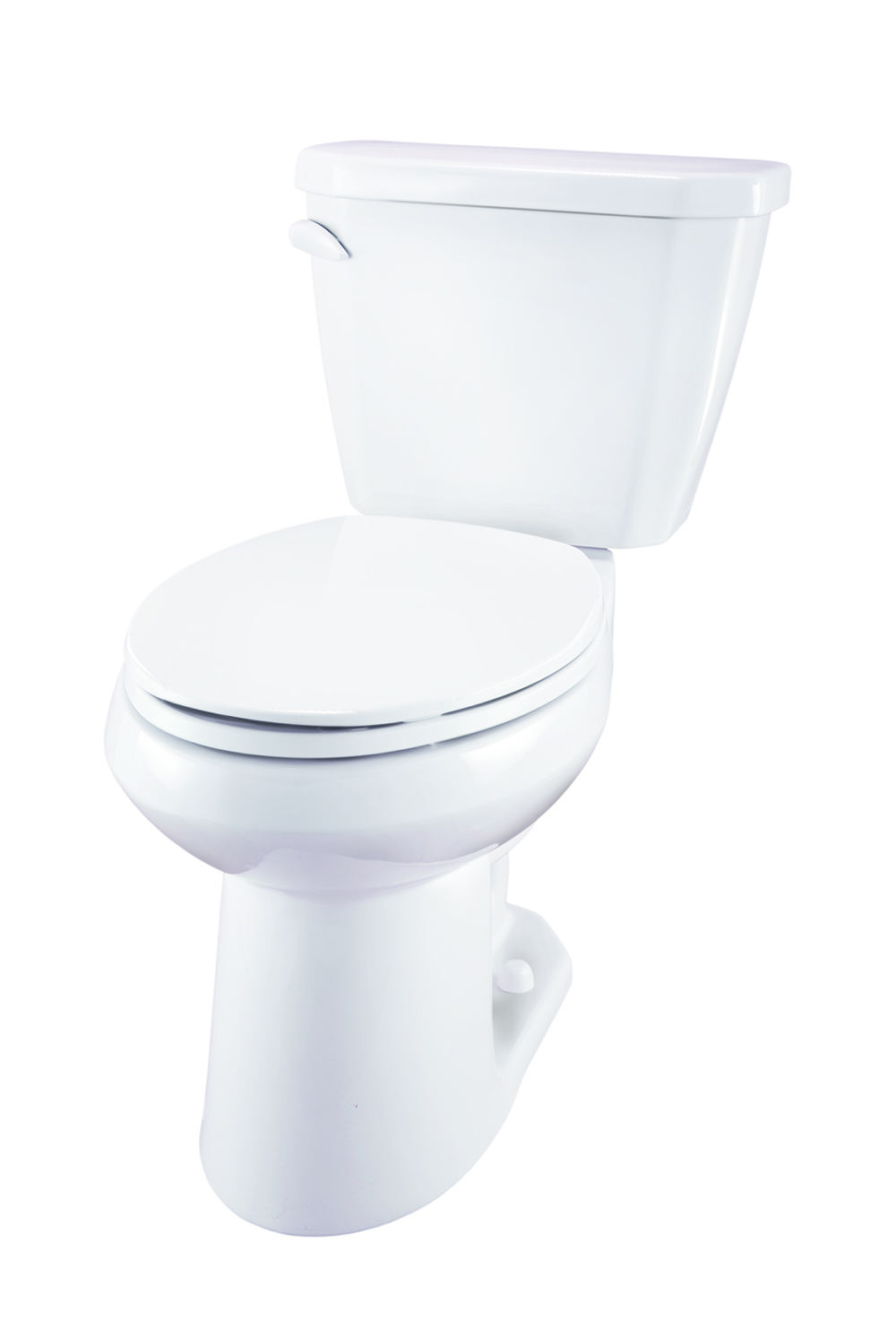 Viper 128 Gpf 10 Rough In Two Piece Elongated Ergoheight Toilet