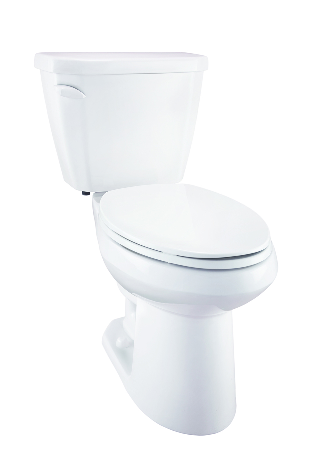 10 inch rough in toilet - Viper 1 28 Gpf 10 Rough In Two Piece Elongated Ergoheight Toilet Gerber Plumbing