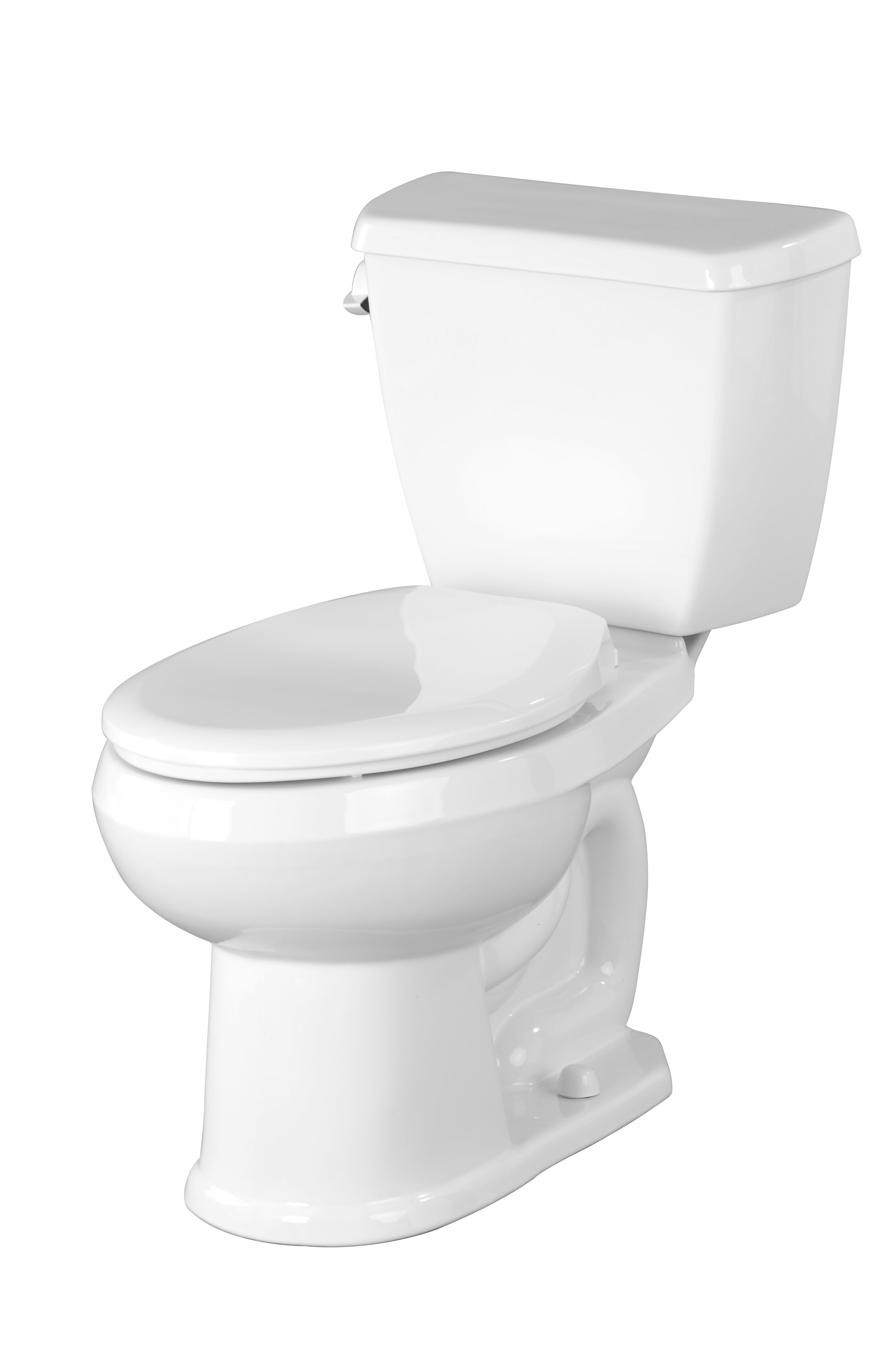 Avalanche 128 Gpf 10 Rough In Two Piece Elongated Toilet Gerber