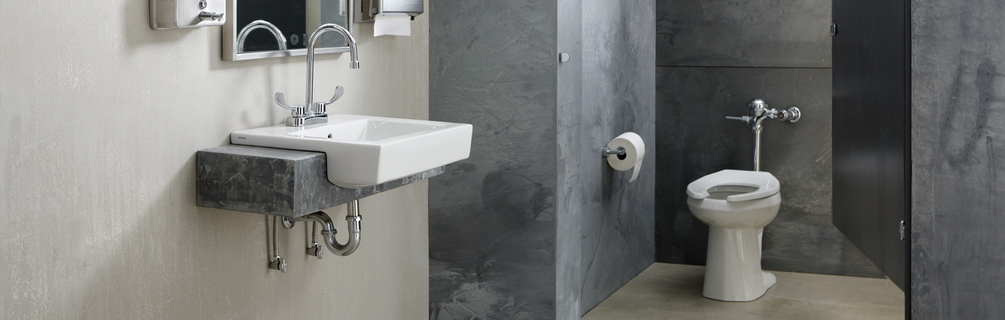Gerber Plumbing - Commercial grade bathroom fixtures