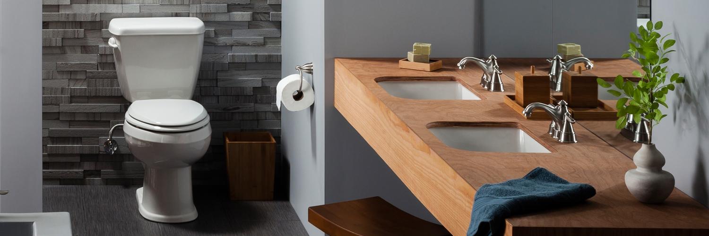 Toilets & Bidets - Bathroom Fixtures | Gerber Plumbing