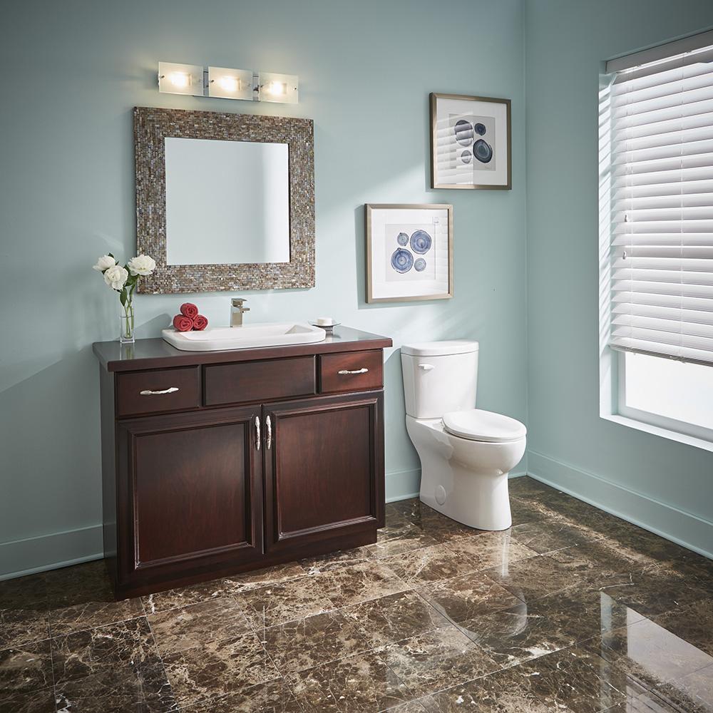 Wicker Park™ Single Hole Self-Rimming Bathroom Sink | Gerber Plumbing