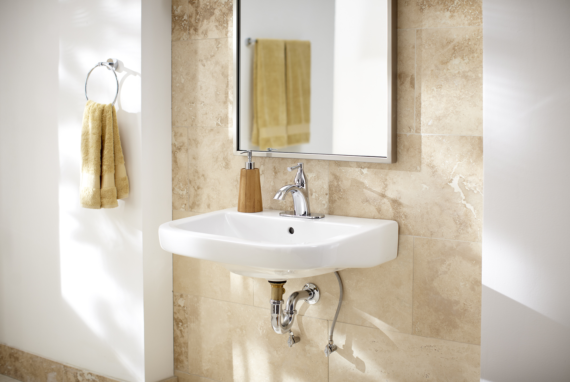 DISCONTINUED Riverdale?? Single Handle Bathroom Faucet | Gerber Plumbing