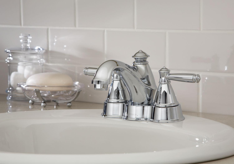 Wavelandƒ?› Two Handle Bathroom Faucet | Gerber Plumbing