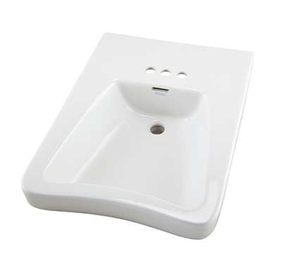 Eaton 4 Quot Centers Wheelchair Wall Hung Bathroom Sink