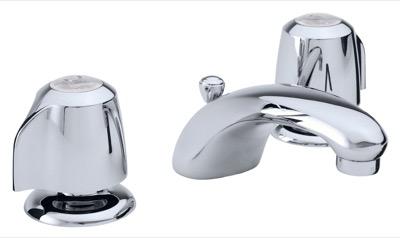 Gerber® Classics™ Two Handle Bathroom Faucet | Gerber Plumbing