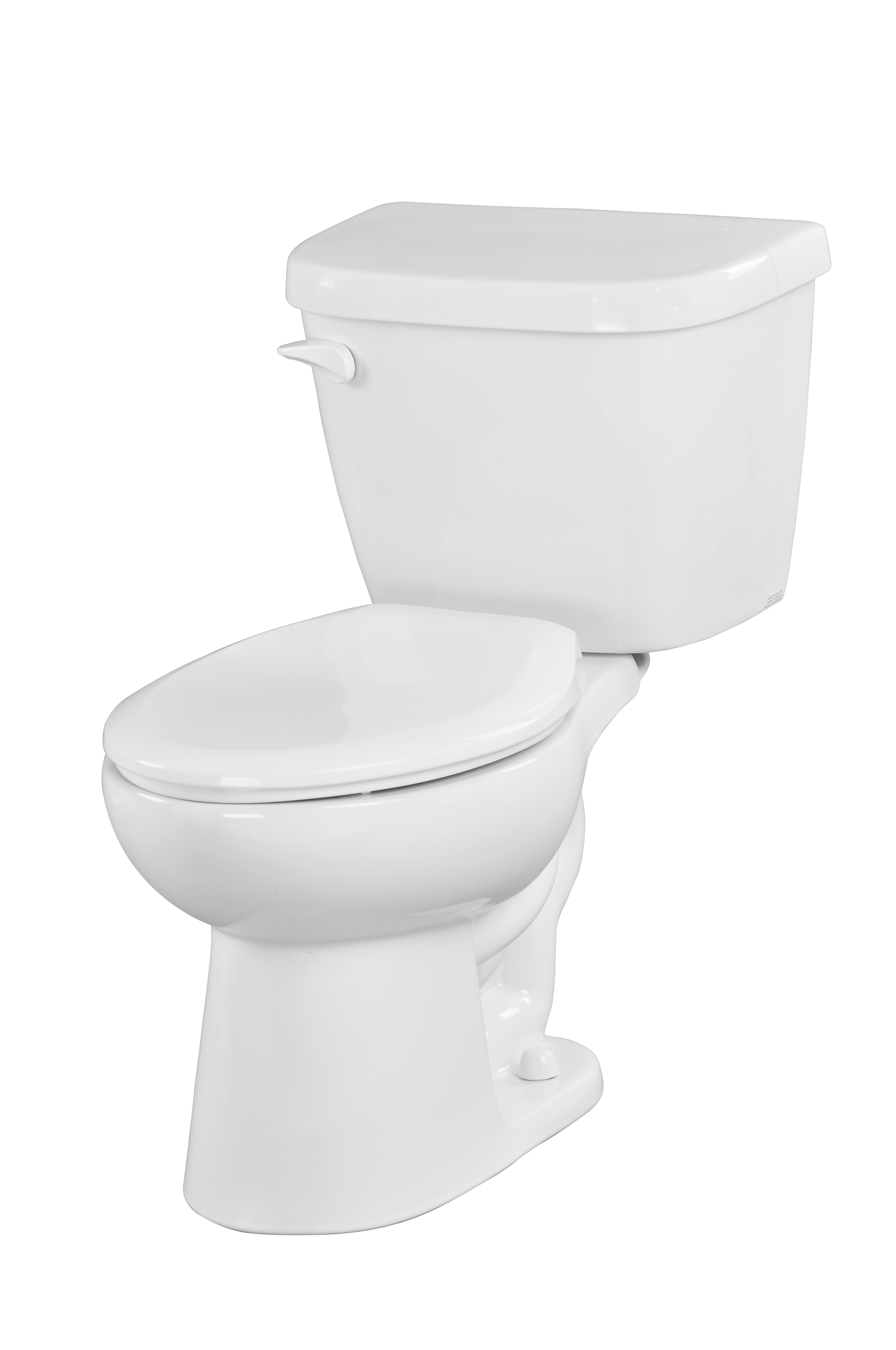 Maxwell 16 Gpf 14 Rough In Two Piece Elongated Toilet Gerber