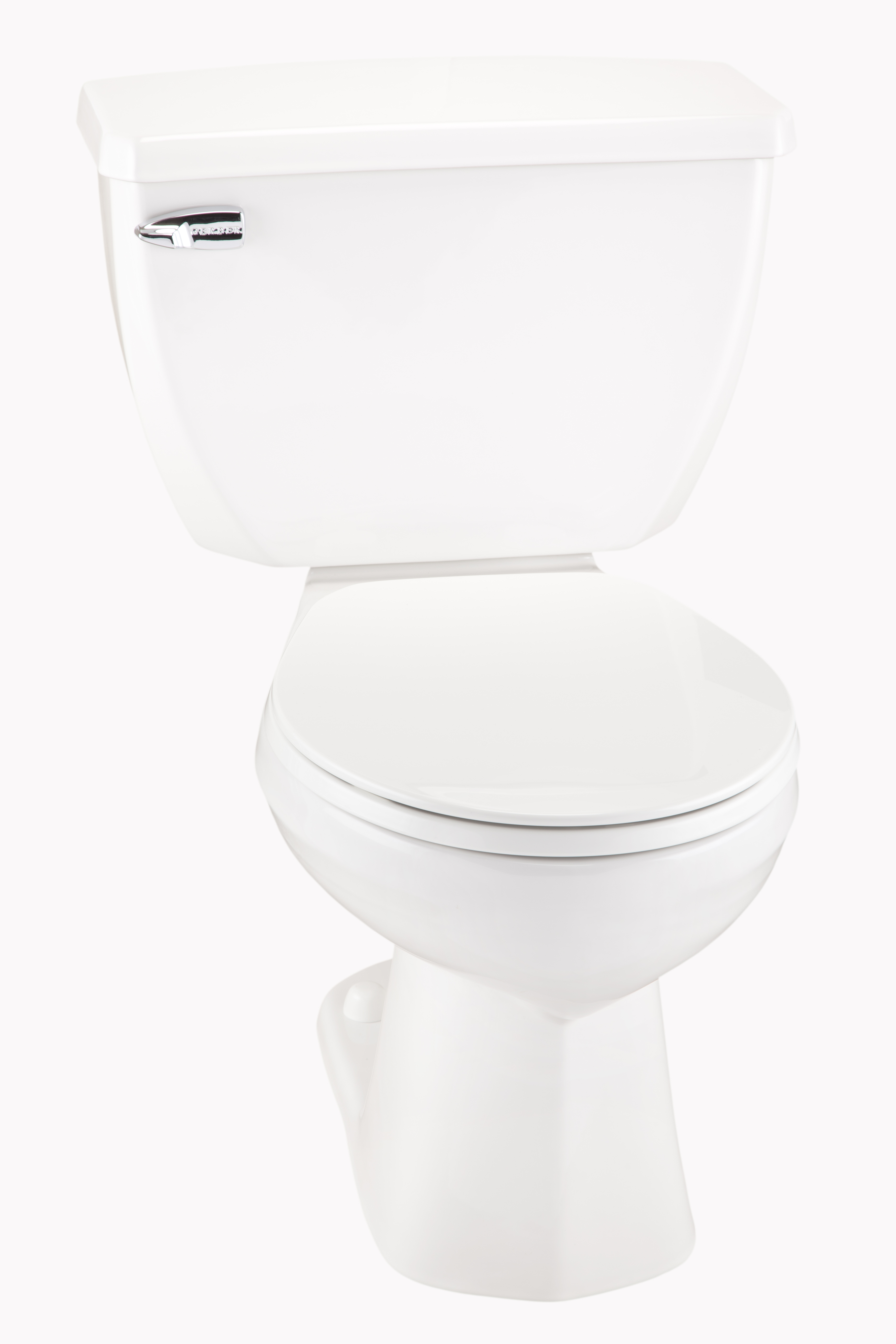 """Ultra Flush® 1.0 gpf 12"""" Rough-In Two-Piece Round Front ..."""