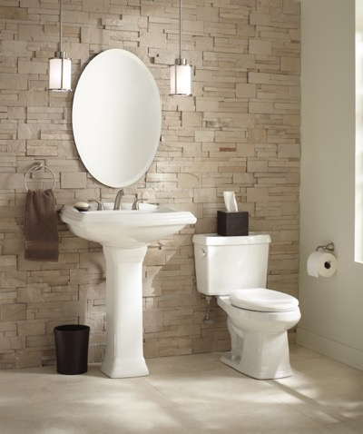 Allerton 8 Quot Centers Standard Pedestal Bathroom Sink