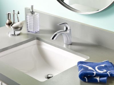 what are kitchen sinks made of viper 174 single handle bathroom faucet gerber plumbing 9612