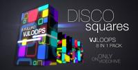 disco squears vj loops pack