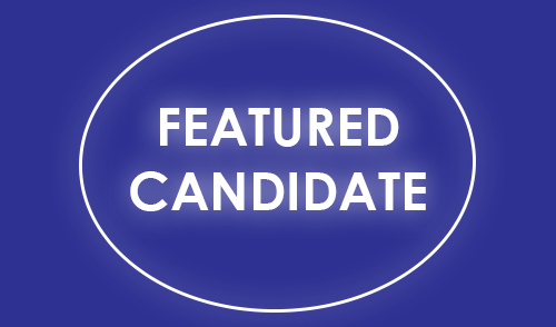 Featured Candidate: Senior Vice President of Construction!