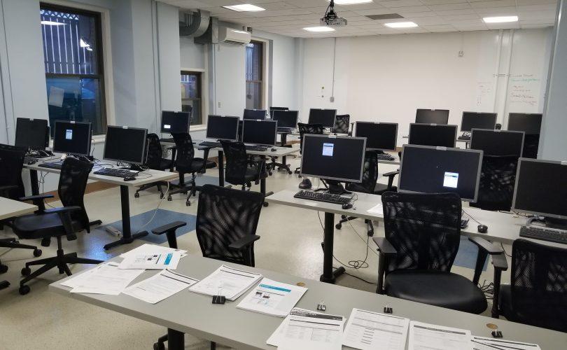 Job lab
