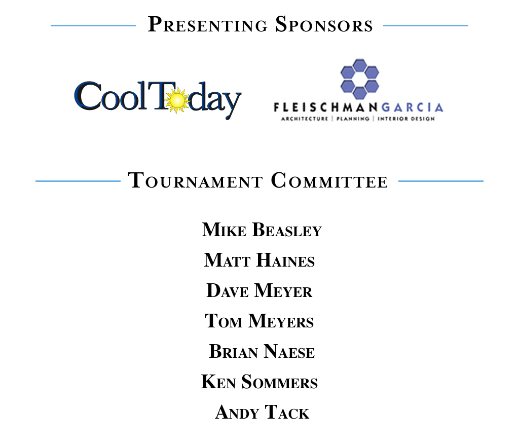 Sponsors and Committee