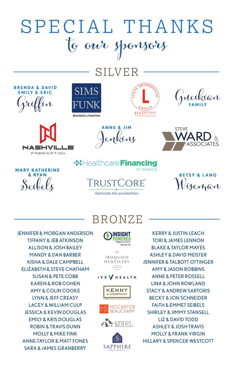 Final Sponsors