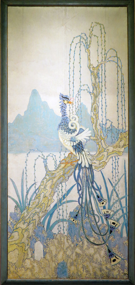 Cushing Exotic Bird