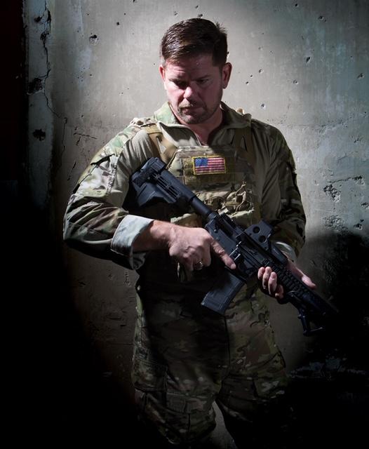 Tom Satterly Black Hawk Down