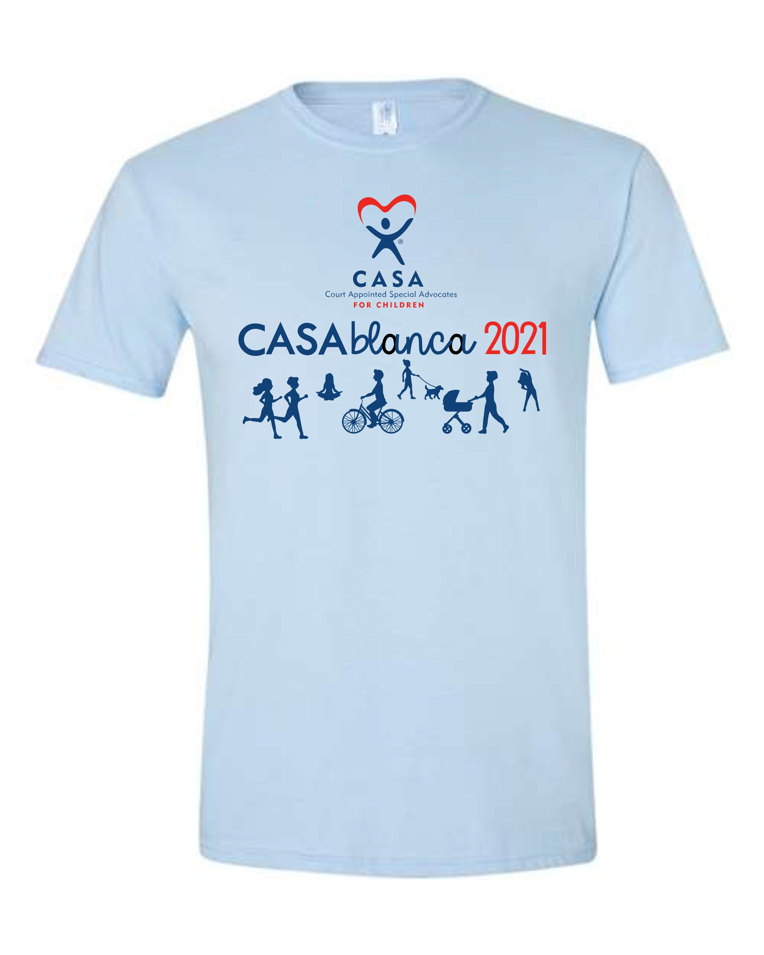 Register & Receive this T-Shirt
