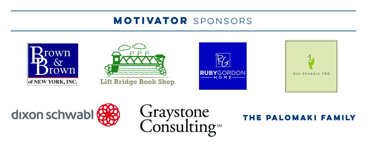 Motivator Sponsors