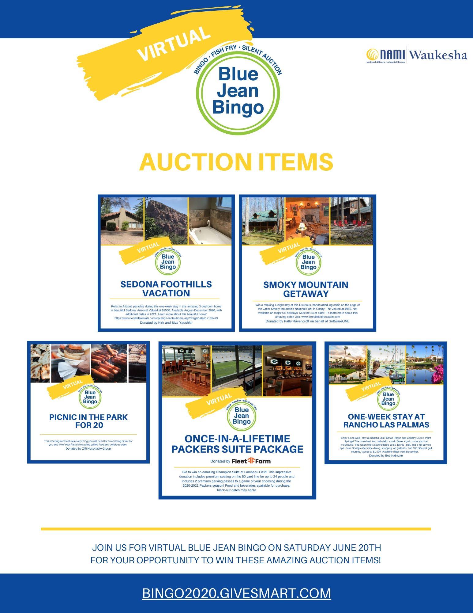 Elite Auction Items