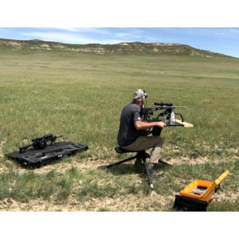 Wyoming Prairie Dog Hunt
