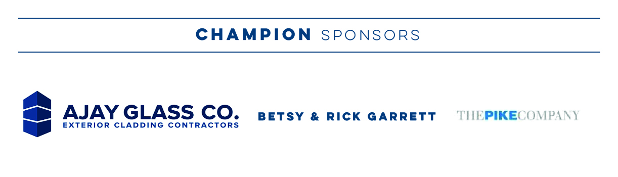 Champion Sponsors