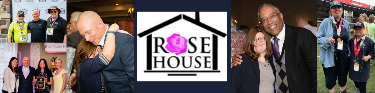 Rose House Collage