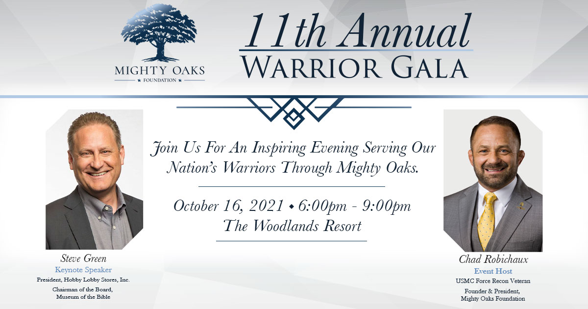 11th Annual Warrior Gala