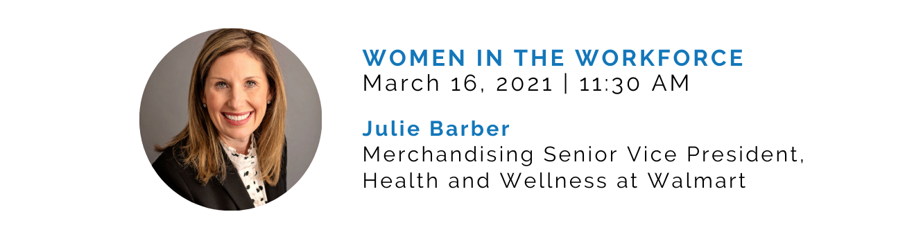 Julie Barber - Women in the Workforce