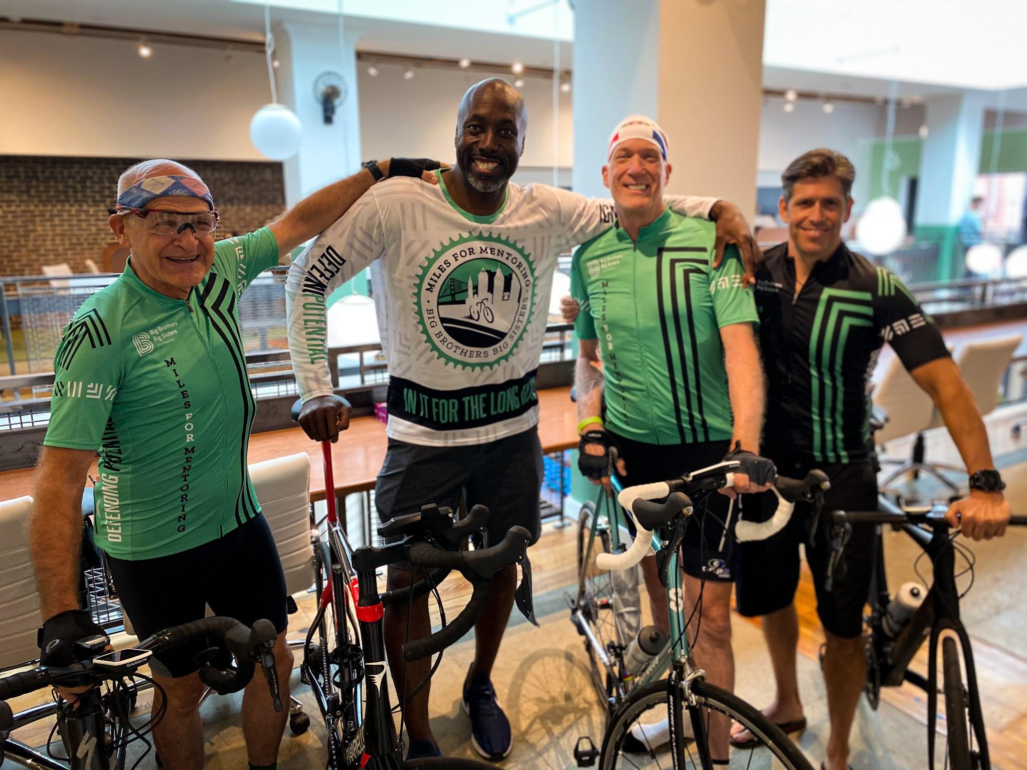 Meet the Riders