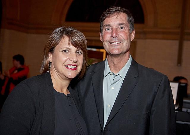 2019 Co-Chairs Jonelle & Steve Burnham